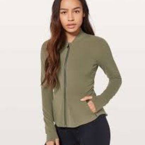 Lululemon The Ease Jacket Sage